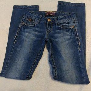 Wallflower jeans, size 1